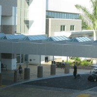 <b>Gulfside Hospital, Ft Myers, FL</b></br>8  Gammans 20' ridge skylights</br>GC – Skanska USA