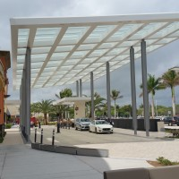 <strong>Town Center at Boca Raton</strong> 122' Gammans Translucent Canopy GC - VCC Inc