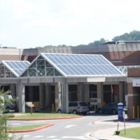 <b>Mountain Home VA Med Ctr </b> </br>Gammans Ridge Skylights</br> GC - James L. Davis Inc